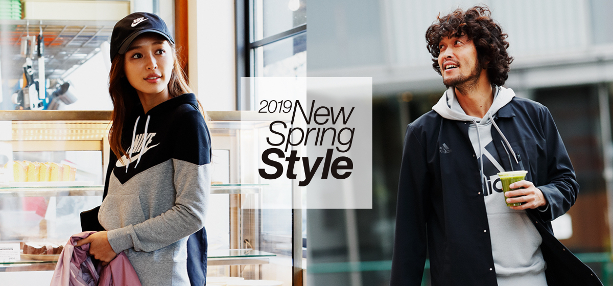 【春の新作】LOOKBOOK「New Spring Style」公開!